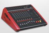 8 de Mixer van het kanaal met MP3 van de LEIDENE van de Module de Console Mixer van de Vertoning kt-M8