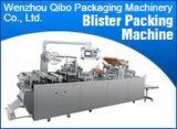Del lacre modelo de la ampolla Qb-350 empaquetadora PVC-Papercard con el vector del disco