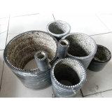 Desgaste - manguera de cerámica resistente con la buena calidad, flexibilidad del doblez