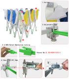 ホック及びLoop Tension Fabric Booths現れBanner Stand (LT-09L2-A)