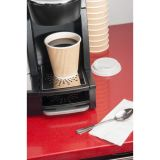 リップル使い捨てホットコーヒー紙コップ