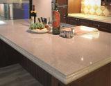 Artificial en cristal Quartz Stone pour Kitchen Countertop