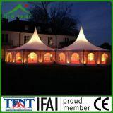 Baldacchino esagonale esterno della tenda del Pagoda dell'alluminio di 5X5m da vendere