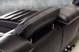 Portée trois avec le sofa de cuir de cabriolet pour la Chambre utilisée (HC2058)