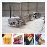 Nueva maquinaria de la galleta de la oblea 2016 para el uso de la fábrica