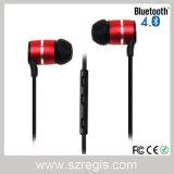 Trasduttore auricolare stereo senza fili di Bluetooth 4.0 di sport delle tagliatelle per il telefono del Apple