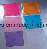Gefärbte pp. nehmen CD Kasten ab