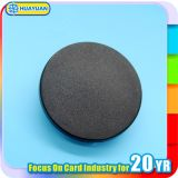 Étiquette classique de disque de PVC de l'IDENTIFICATION RF 1K de Dia25mm 13.56MHz MIFARE