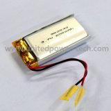 3, bateria recarregável de Lipolymer do Li-íon de 7V 650mAh