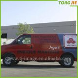 Etiqueta engomada impermeable del coche del vinilo de la venta al por mayor de la fábrica de Shagnhai