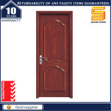 Твердые деревянная дверь Дизайн, главный вход дверь, шпон номер двери