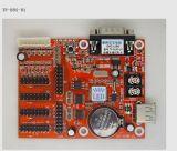 Controlador 2016 do diodo emissor de luz do controlador TF-Bus-U1 do diodo emissor de luz usado para o paragem do autocarro e o sinal