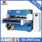 Máquina de corte automática de alta velocidade da correia de couro de Hg-B60t