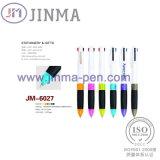 Les cadeaux &#160 multicolore en plastique de promotion ; Crayon lecteur Jm-6027