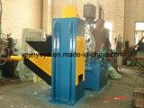 Machine de presse à briqueter de rebut d'alliage d'aluminium