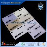 Feuille 100% acrylique blanche transparente de Lexan /PMMA pour le matériau de construction