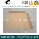 Brown Kraft Paper Slip Slide Plate per Palet Moisture con Good Loading