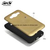 Ibrido 2 di Shs in 1 cassa del telefono delle cellule dell'armatura per il iPhone 5