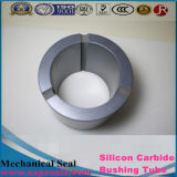 Silicon Carbide Bushing Silicon Carbide Sleeve Ssic Rbsic Tube