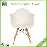 특별한 디자인 한 조각 Minimalism 플라스틱 거실 의자 (Eric)
