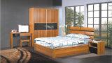 中国の製造業者の現代ホームホテルの家具の黒の光沢度の高い寝室セット(SZ-BFA8005)