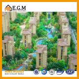 주거 건물 모형 장면 모형 전람 모형 또는 부동산 판매 모형