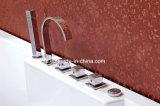 屋内まっすぐな渦の浴室の浴槽(TLP-642)