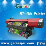 macchina calda di stampaggio di tessuti del tessuto del poliestere di sublimazione di vendita 1440dpi di 1.8m con la testina di stampa Dx5