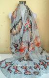 De nieuwe Sjaal van het Kasjmier van de Winter Eenvoudige Tweezijdige Warme