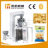 Preço da máquina de embalagem das microplaquetas de batata da garantia de qualidade