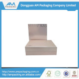 Custom de luxe Gift Jewellry Cosmetic Packaging Paper Cardboard Box pour Storage
