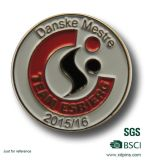 Metallhartes Decklack-Höhen-Polnischespin-Abzeichen (XD-03128)