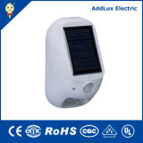 暖かいWhite Outdoor 1W SMD LED Solar Powered Lamp