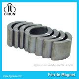 Магнит феррита мотора формы 550 дуги высокого качества