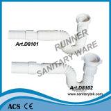 Tubo di scarico flessibile con spreco (D8130/D8131)