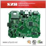 Wechselsprechanlage Ssystem Customied mehrschichtige gedruckte Schaltkarte PCBA
