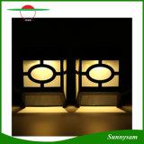 10 LED-angeschaltene drahtlose Bewegungs-Fühler-Jobstepp-weißes Licht-Treppenhaus-Pfad-Landschaftsgarten-Wand-Patio-Solarlampe
