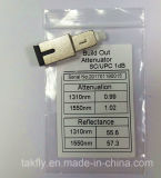 1-30dB Optische Dempers van de Demper van de Vezel van Sc de Optische