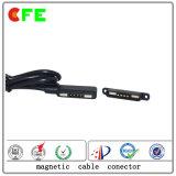 Magnetischer Verbinder des Kabel-4pin für beweglichen Gas-Detektor