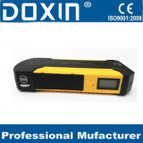 12V Multi-function Car Jump Starter Power Bank para 5.0L carro com display LCD 18000mAh