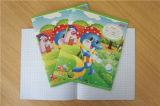 Förderndes Feld-Schule-Briefpapier-Kursteilnehmer-Anmerkungs-Buch-Papier-Notizbuch