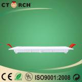 Indicatore luminoso di comitato celato quadrato ultrasottile di 18W LED con Ce/RoHS