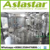 Linha pura mineral da máquina de enchimento da água bebendo do frasco automático do animal de estimação