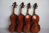 Violín del amo de la antigüedad del instrumento musical de Sinomusik