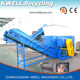 Máquina Shredding do único eixo/Shredder plástico rígido