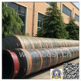 11.8m Längen-gepanzerter sich hin- und herbewegender Schlauch mit Stahlflansch