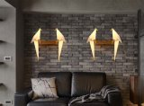 Luz tan maravillosa de la lámpara de pared del aplique del pájaro LED de la manera del diseño para la lectura