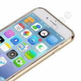 Caixa dobro do telefone do teste padrão camuflar de IMD para o iPhone 7/7plus