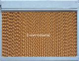 Стена испарительного воздушного охладителя оборудования вентиляции охлаждая