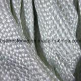 Thermosleeve 철사 절연제 유리 섬유 땋는 소매 배관
